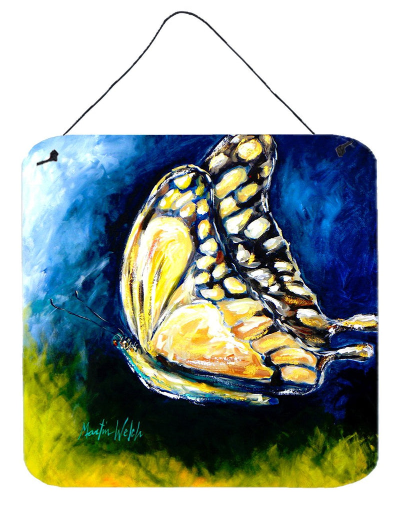 Buy this Insect - Butterly Forward Motion Aluminium Metal Wall or Door Hanging Prints