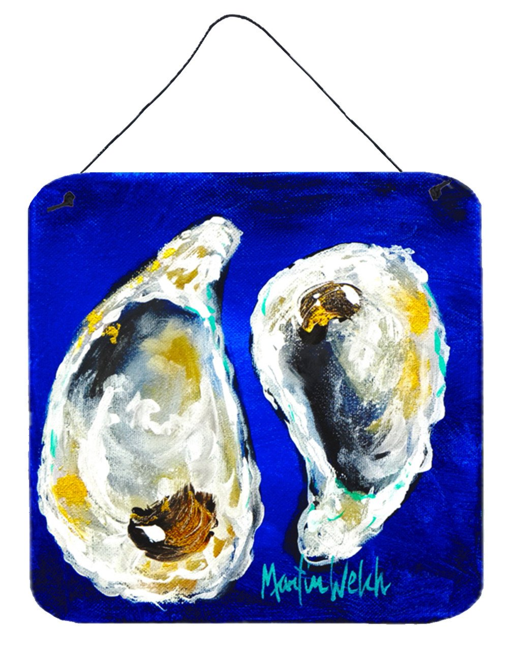 Buy this Oyster I Hear You Aluminium Metal Wall or Door Hanging Prints