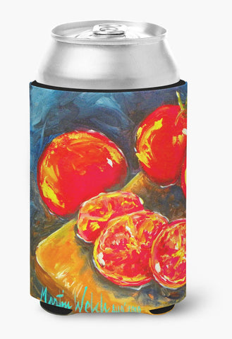 Buy this Vegetables - Tomato Slice It Up Can or Bottle Beverage Insulator Hugger