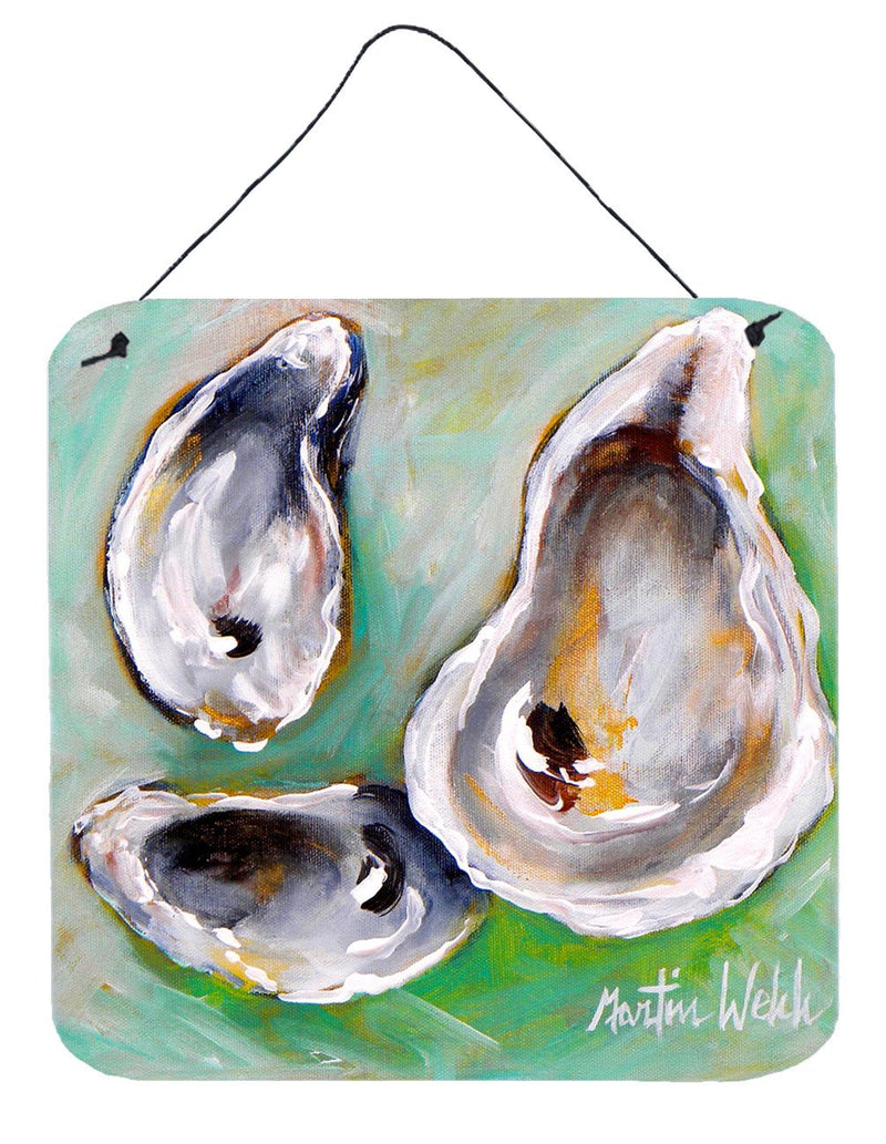 Buy this Oyster The Eye of The Oyster Aluminium Metal Wall or Door Hanging Prints