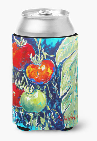 Buy this Vegetables - Tomato Tomaeto-Tomaato Can or Bottle Beverage Insulator Hugger
