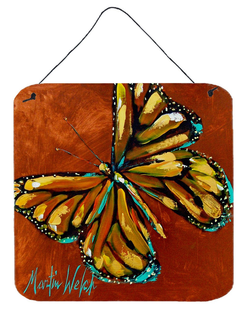 Buy this Insect - Butterly Butterfy Aluminium Metal Wall or Door Hanging Prints