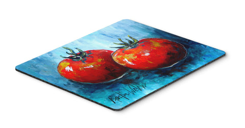 Buy this Vegetables - Tomatoes Red Toes Mouse Pad, Hot Pad or Trivet