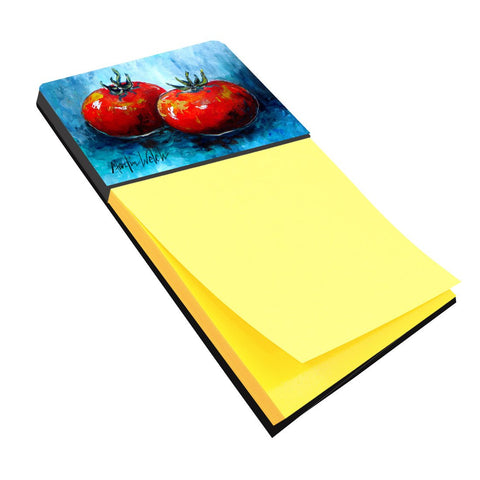 Buy this Vegetables - Tomatoes Red Toes Refiillable Sticky Note Holder or Postit Note Dispenser MW1088SN