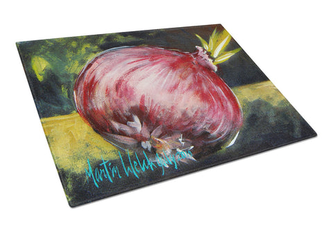 Buy this Vegetables - Onion One-Yun Glass Cutting Board Large