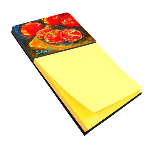 Buy this Vegetables - Tomatoes Slice It Up Refiillable Sticky Note Holder or Postit Note Dispenser MW1099SN