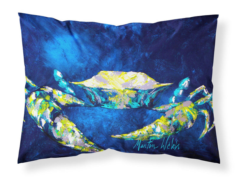 Buy this Crab Tealy Moisture wicking Fabric standard pillowcase