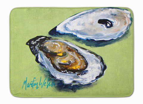 Buy this Oysters Two Shells Machine Washable Memory Foam Mat MW1102RUG