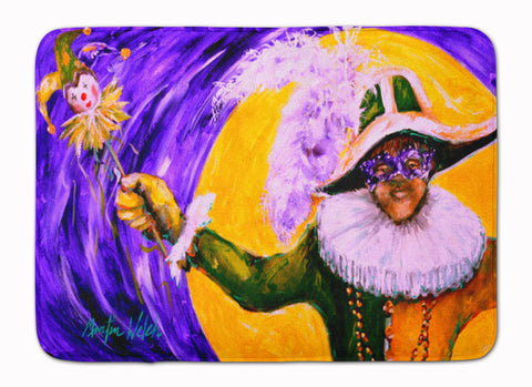 Buy this Mardi Gras Hey Mister Machine Washable Memory Foam Mat MW1109RUG