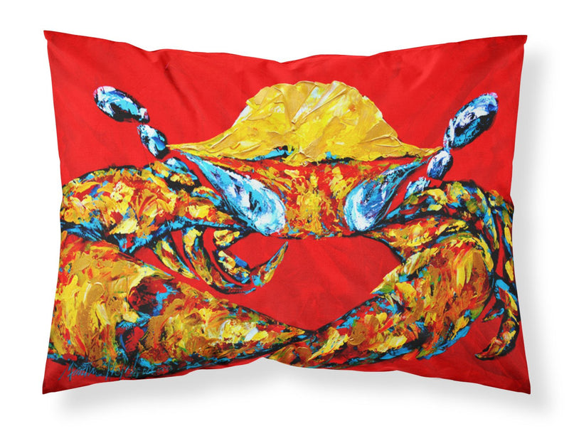 Buy this Crab Fat and Sassy Moisture wicking Fabric standard pillowcase