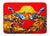 Buy this Crab Fat and Sassy Machine Washable Memory Foam Mat MW1115RUG