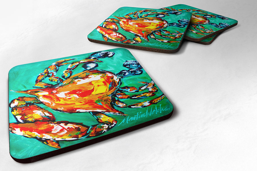 Buy this Crab Foam Coaster MW1142FC