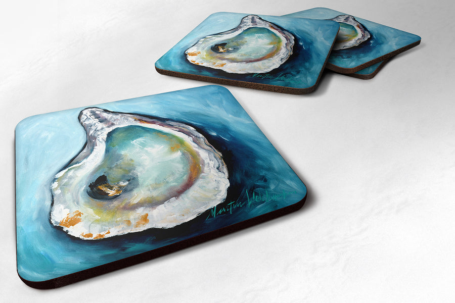 Buy this Oyster Foam Coaster MW1143FC