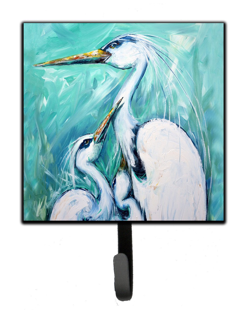 Buy this Mother's Love Egret Leash or Key Holder MW1145SH4