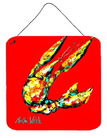 Buy this Crawfish Move Over Wall or Door Hanging Prints MW1146DS66