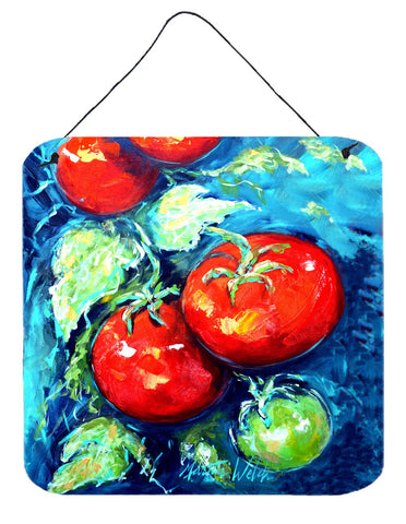 Buy this Vegetables - Tomatoes on the vine Wall or Door Hanging Prints MW1148DS66