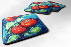 Buy this Vegetables - Tomatoes on the vine Foam Coaster MW1148FC
