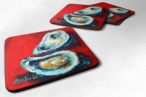 Buy this Open up Oyster Foam Coaster MW1149FC