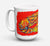 Buy this Reach for the Claws Dishwasher Safe Microwavable Ceramic Coffee Mug 15 ounce MW1151CM15