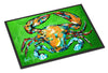 Wide Load Crab Indoor or Outdoor Mat 24x36 - the-store.com