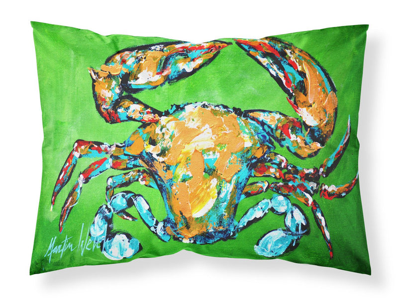 Buy this Wide Load Crab Moisture wicking Fabric standard pillowcase