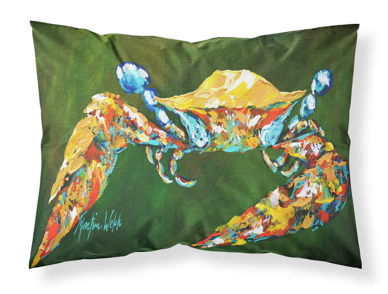 Buy this Go Green Crab Moisture wicking Fabric standard pillowcase