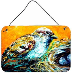 Buy this Look at the Birdie Aluminium Metal Wall or Door Hanging Prints