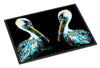 Dressed in Black Pelican Indoor or Outdoor Mat 24x36 MW1164JMAT - the-store.com