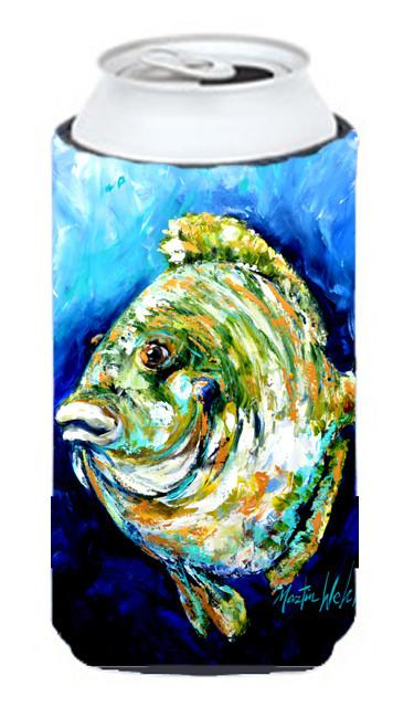 Buy this Lucky Blue Gill Fish Tall Boy Beverage Insulator Hugger MW1199TBC
