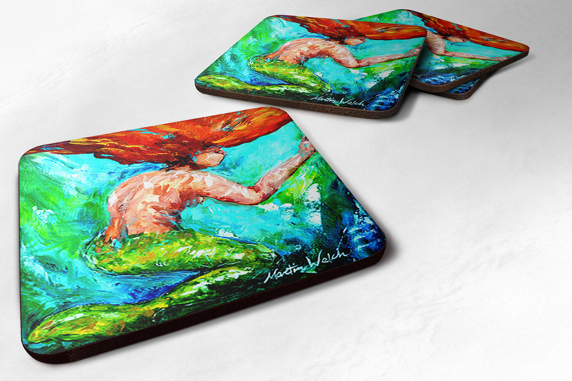 Buy this Mermaids Heaven Foam Coaster MW1200FC