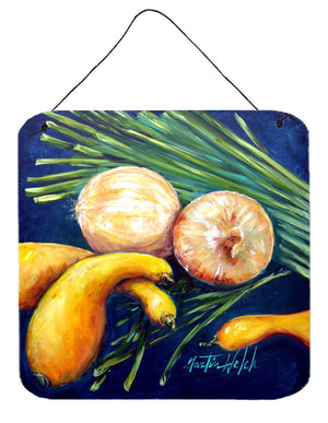 Buy this Crooked Neck Squash Wall or Door Hanging Prints MW1206DS66
