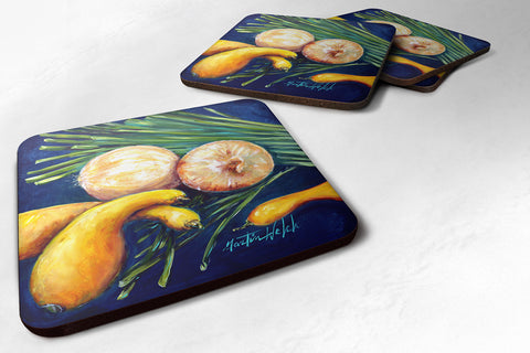 Buy this Crooked Neck Squash Foam Coaster MW1206FC