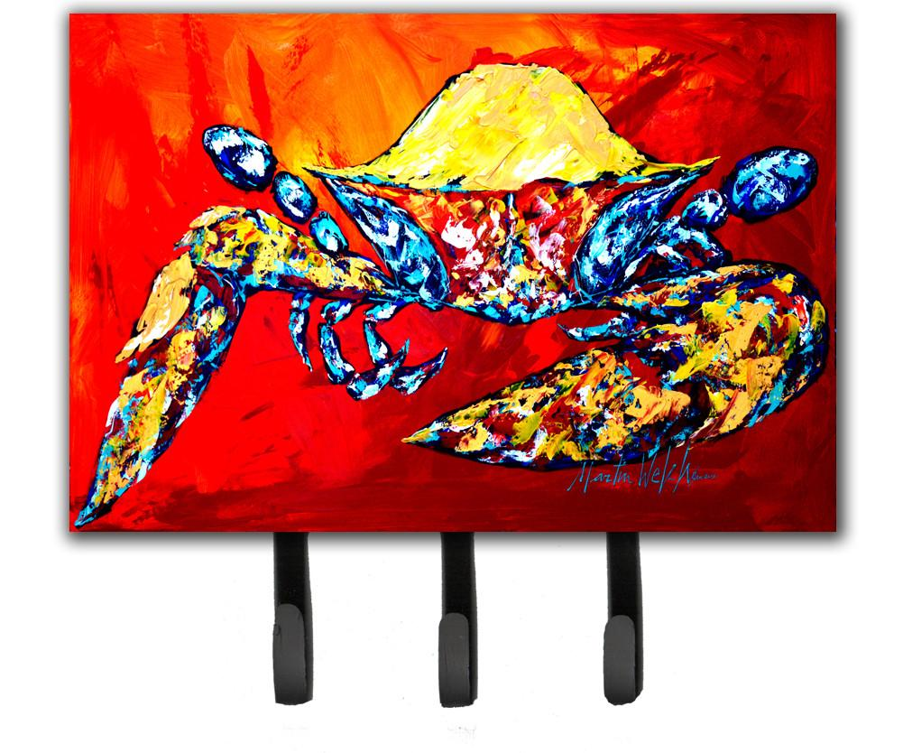 Buy this Bring it on Crab in Red Leash or Key Holder MW1208TH68