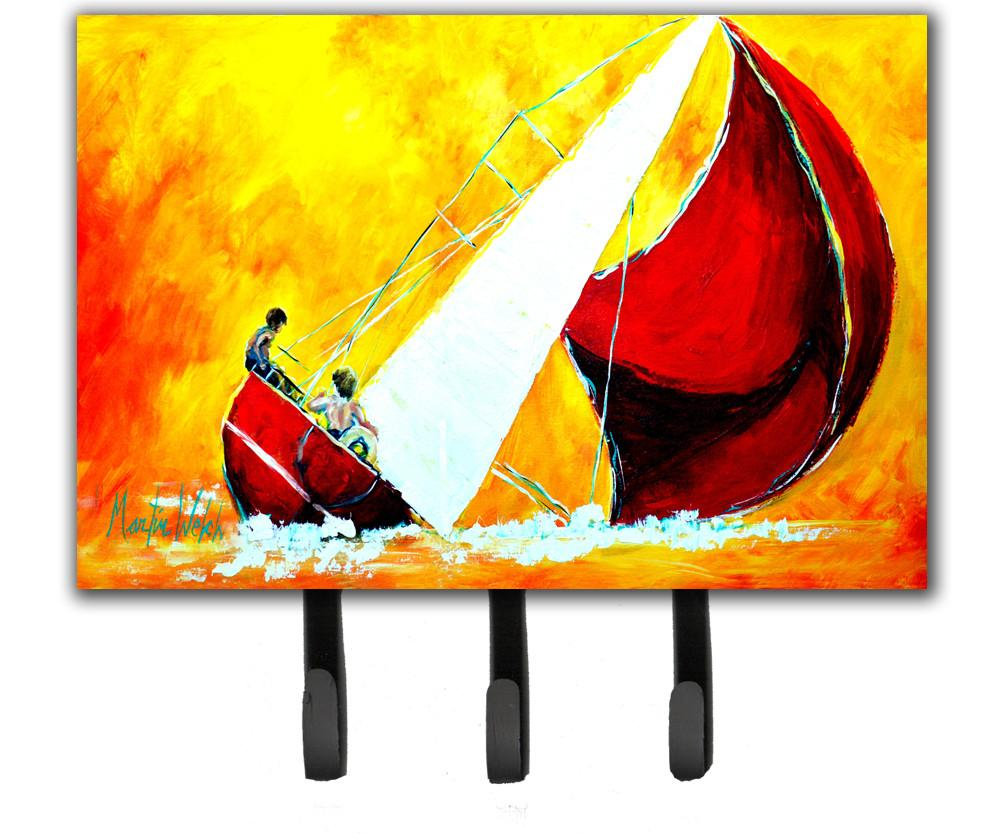 Buy this Sailboat Break Away Leash or Key Holder MW1211TH68