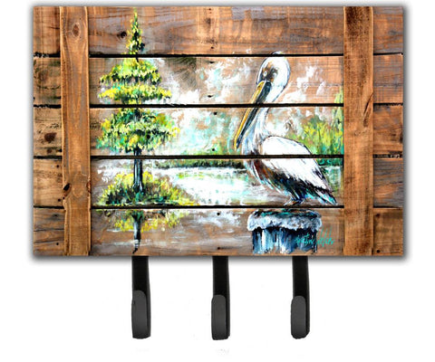 Buy this Summer by the Lake White Pelican Leash or Key Holder MW1215TH68