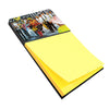 Buy this Dancing in the Streets Mardi Gras Sticky Note Holder MW1224SN