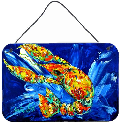 Buy this Not your Plano Crawfish Wall or Door Hanging Prints MW1228DS812