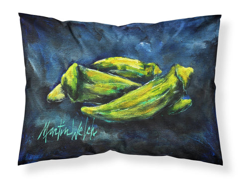 Buy this Okra Bleu Fabric Standard Pillowcase MW1229PILLOWCASE