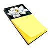Sweet Magnolia Sticky Note Holder MW1234SN by Caroline's Treasures