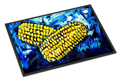 Buy this Two Corn Please Indoor or Outdoor Mat 24x36 MW1235JMAT