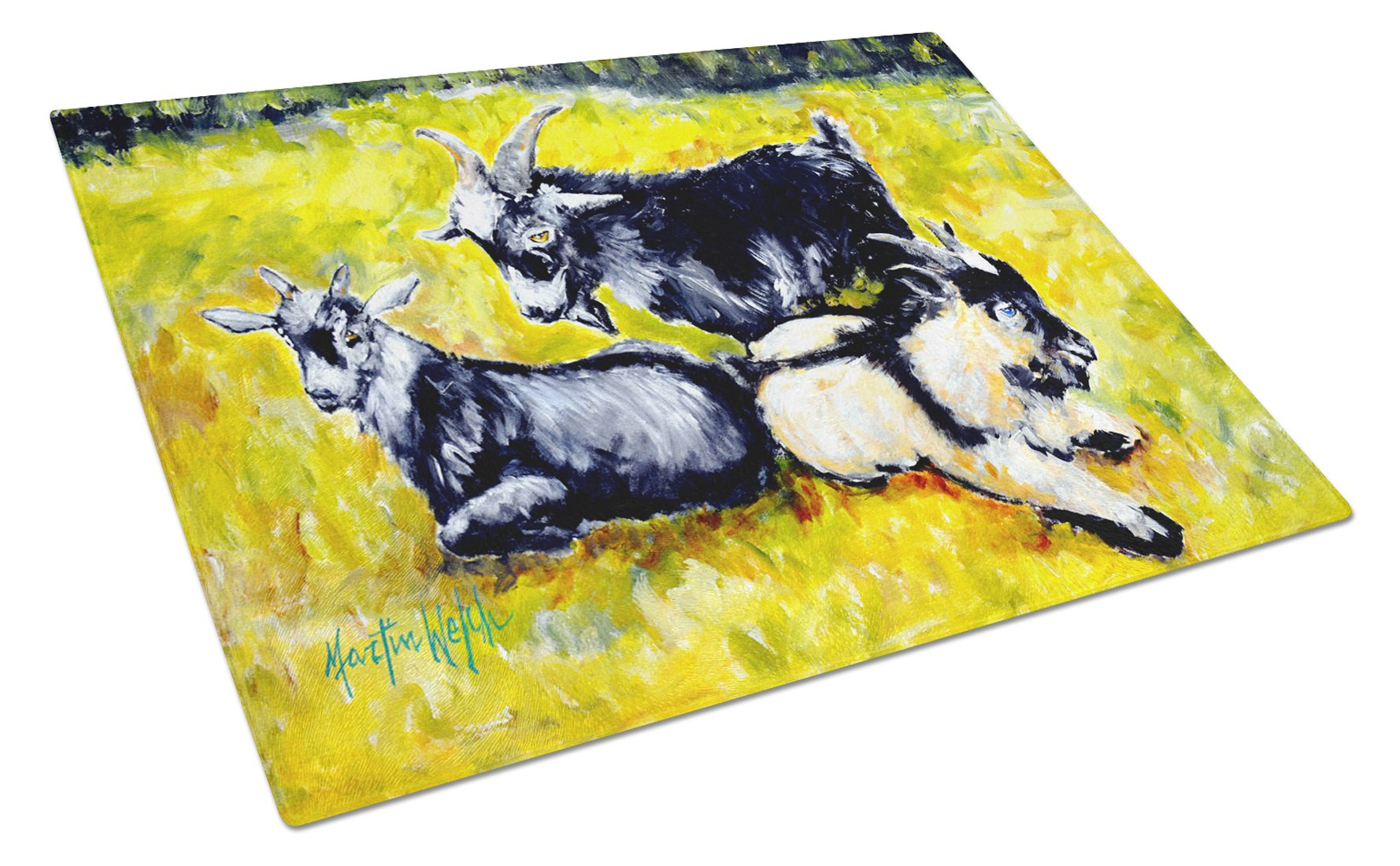 Buy this Three Goats Glass Cutting Board Large MW1266LCB