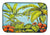 Banana Cabana Dish Drying Mat MW1268DDM by Caroline's Treasures