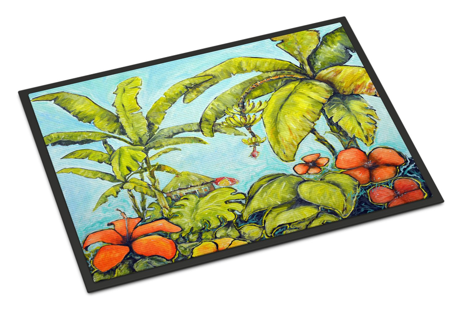 Buy this Banana Cabana Indoor or Outdoor Mat 24x36 MW1268JMAT