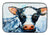 Buy this Cow Lick Black and White Cow Dish Drying Mat MW1273DDM