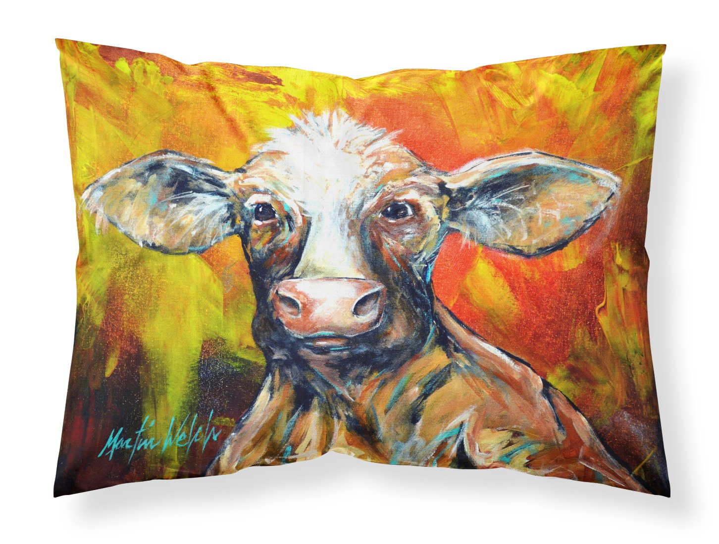 Buy this Happy Cow Fabric Standard Pillowcase MW1277PILLOWCASE
