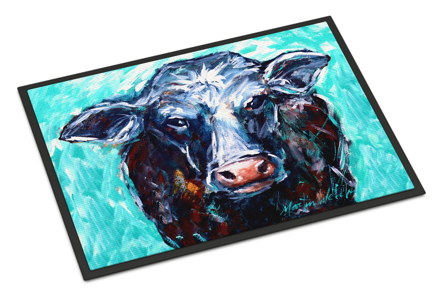 Buy this Moo Cow Indoor or Outdoor Mat 18x27 MW1280MAT