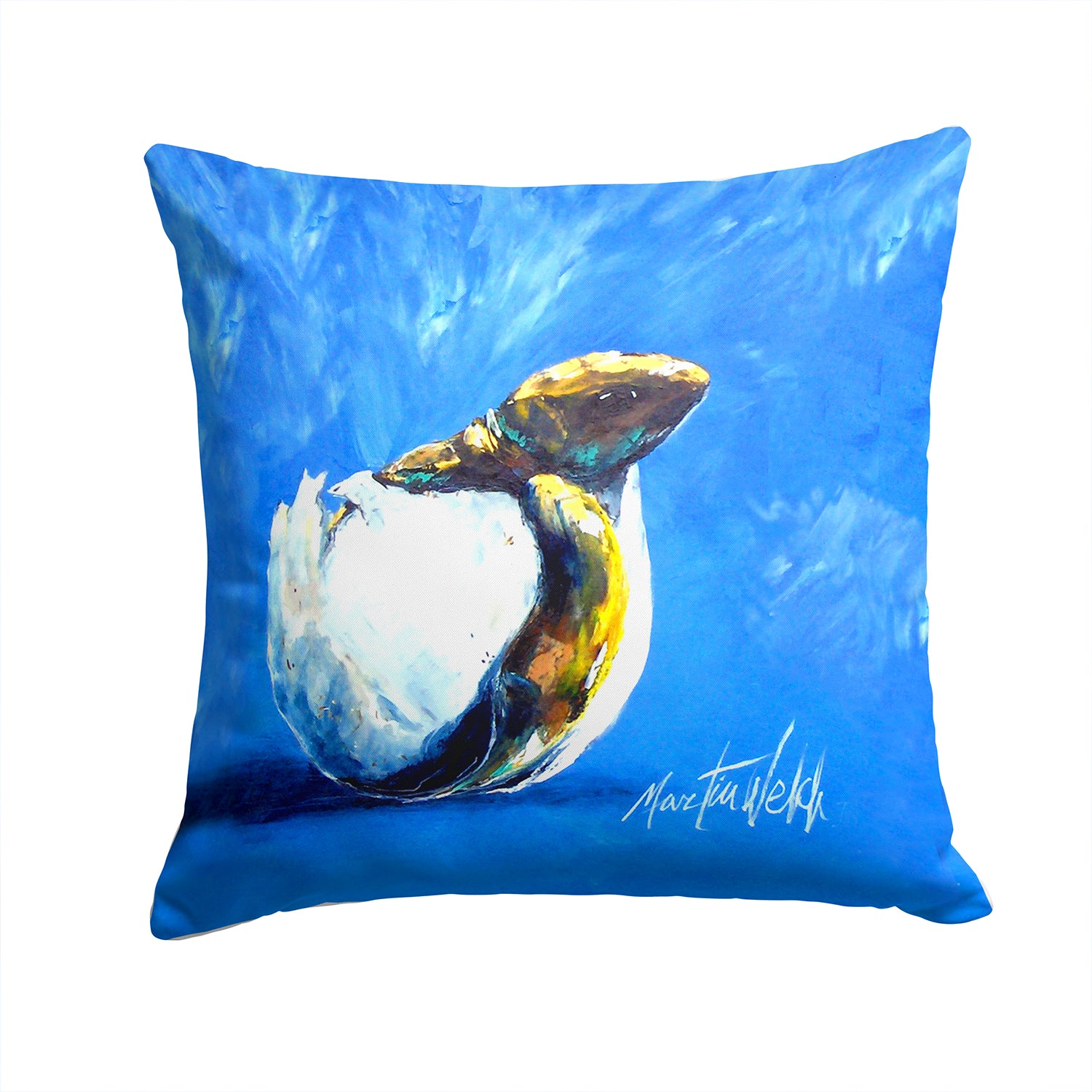 Buy this Baby Turtle Fabric Decorative Pillow MW1302PW1414