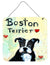 Buy this Boston Terrier Where's my Bibb Wall or Door Hanging Prints MW1316DS66
