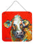 Buy this Cow Caught Red Handed Too Wall or Door Hanging Prints MW1319DS66