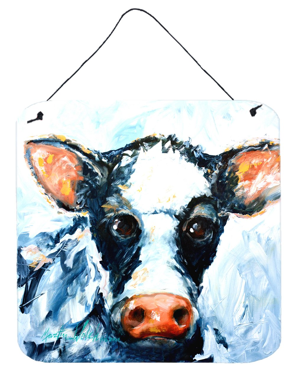 Buy this Cow Lick Wall or Door Hanging Prints MW1320DS66